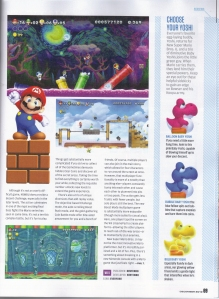 Nintendo Power December 2012 Page 69